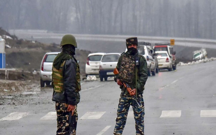 Activists from PoJ&K condemn Pulwama terror attack