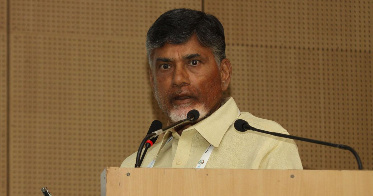 Two BJP ministers resign from Chandrababu Naidu