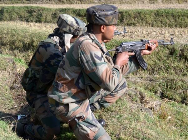 One jawan killed in firing in SSB camp, J&K
