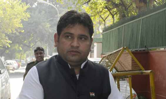 Delhi Police begins probe in Sandeep Kumar CD case