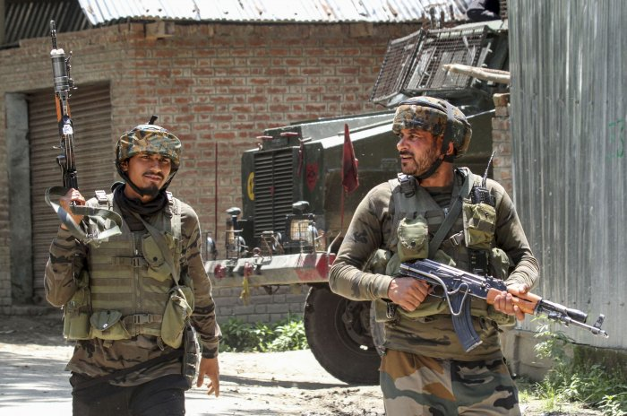 Two LeT militants killed in Anantnag
