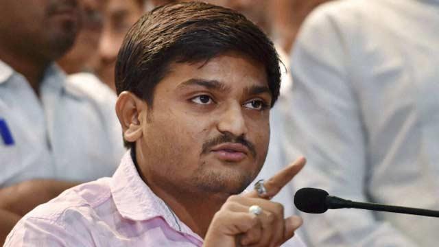Gujarat will now be run by Amit Shah: Hardik Patel