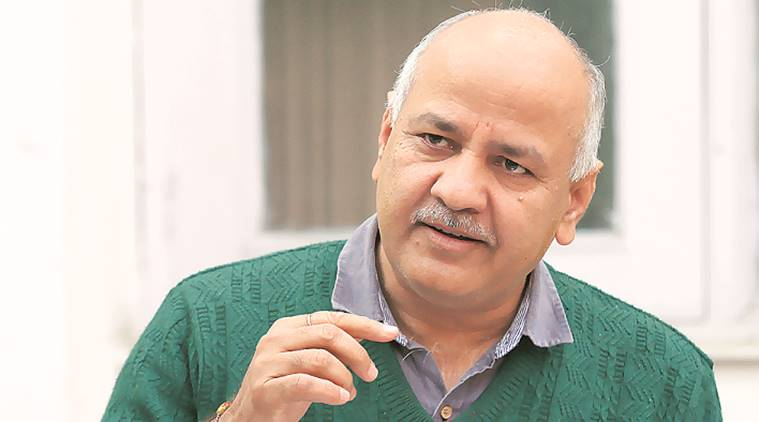 Manish Sisodia discharged from hospital after testing COVID-19 negative