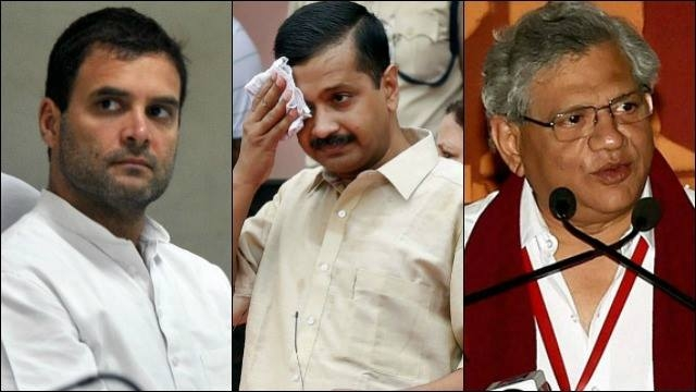 Hyderabad Police registers FIR against Kejriwal, Rahul on sedition charges
