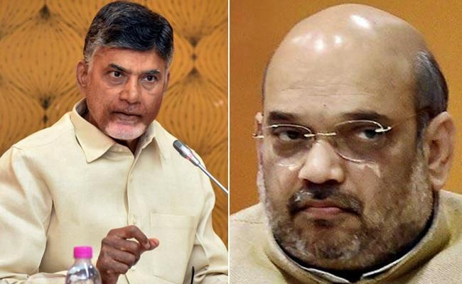 Chandrababu Naidu slams Amit Shah for doubting his faith in PM Narendra Modi, demands apology