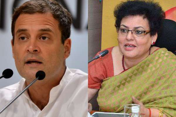 NCW issues notice to Rahul Gandhi over his remarks on Defence Minister Nirmala Sitharaman