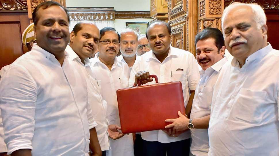 Karnataka Budget 2018: HD Kumaraswamy announces Rs 34,000 crore farm waiver scheme