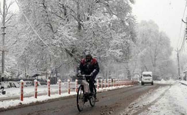 Srinagar experiences coldest night of season