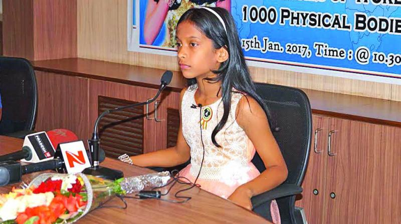 10-year-old Odisha girl can name 1,000 rivers in 9 minutes