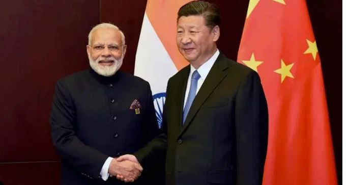 PM Modi meets Chinese Prez Xi in Brazil; discusses bilateral and multilateral issues