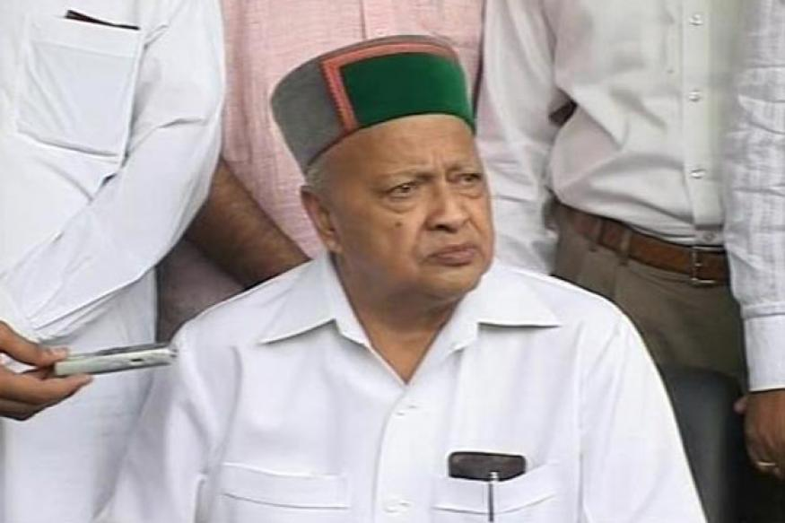 HC dismisses petition filed by CM Virbhadra Singh