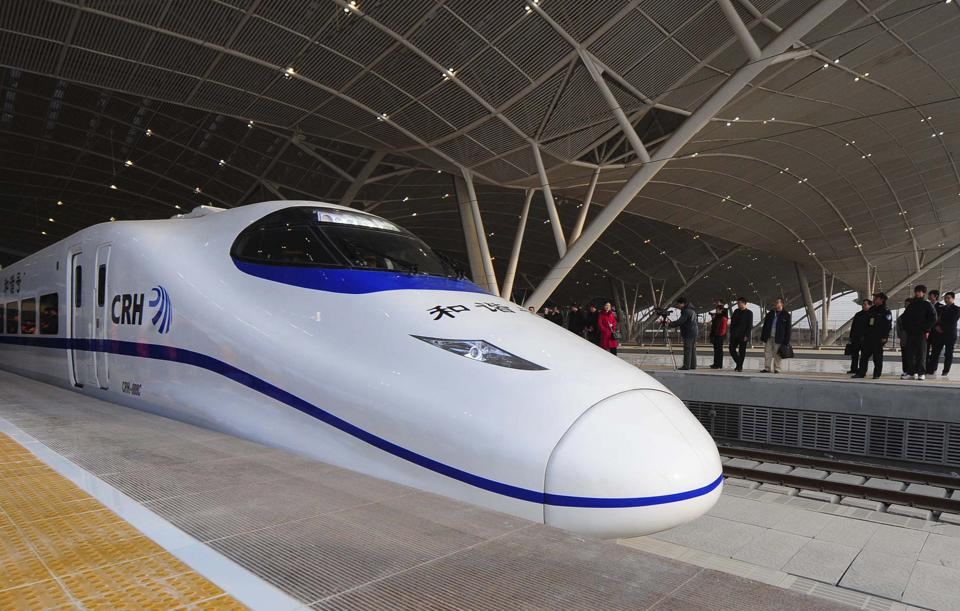 Bullet train concept not possible in India: TMC