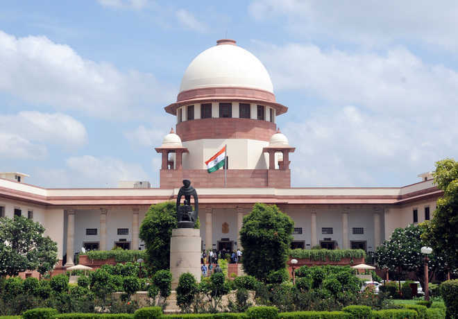 SC fixes 10-day period for hearing issues of discrimination against women at religious places