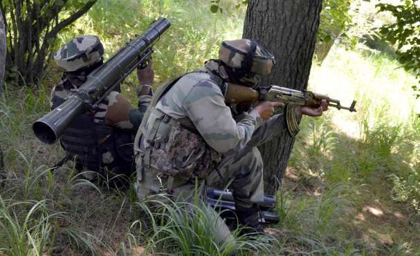 Militant killed in Kupwara district in J&K