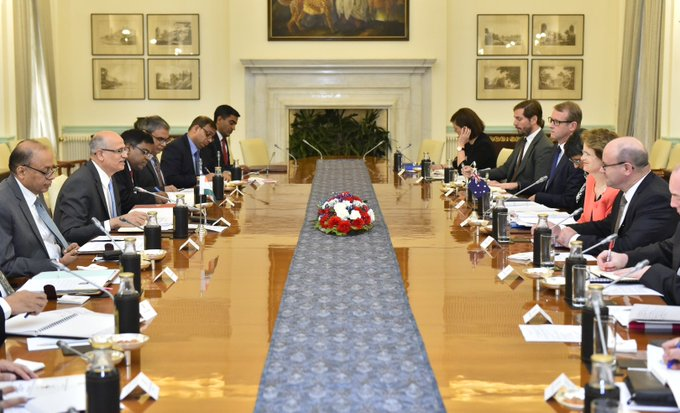 India, Australia for collaboration to counter terror threat