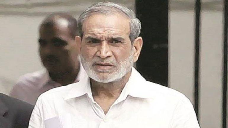 SC refuses to grant bail to Sajjan Kumar