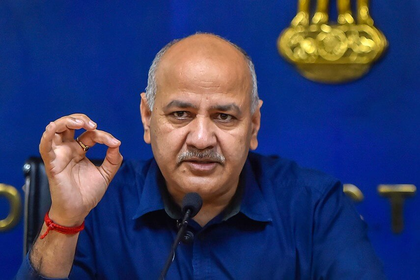 Manish Sisodia admitted for COVID-19 treatment also suffering from Dengue