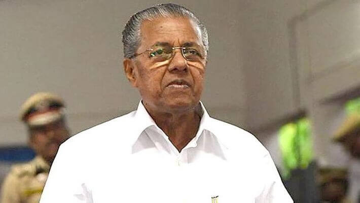 COVID-19 second wave peak in Kerala is over: CM Pinarayi Vijayan