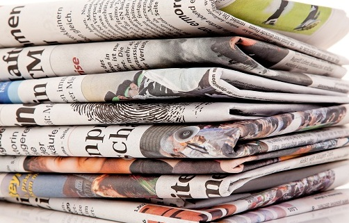 Newspapers register 8 pc growth in India