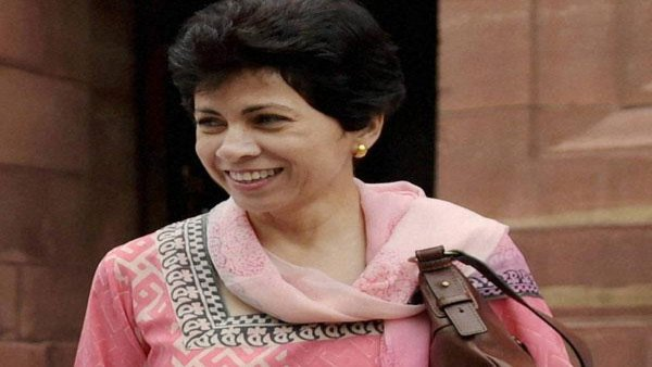 Kumari Selja appointed Haryana Congress chief