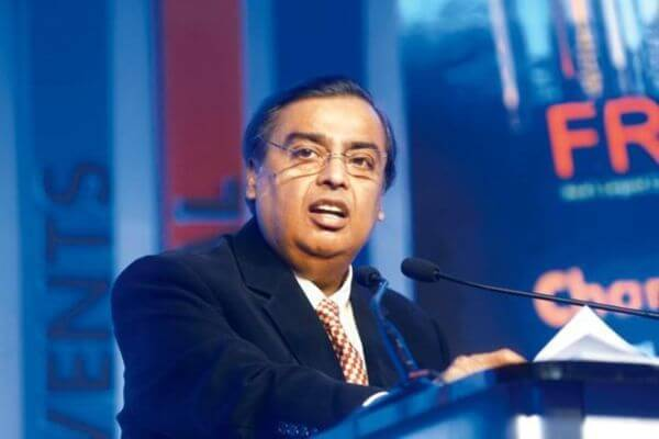 RIL Chairman Mukesh Ambani overtakes Warren Buffett, becomes world