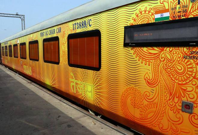 IRCTC to pay compensation of Rs.100 each to 630 passengers of Tejas Express
