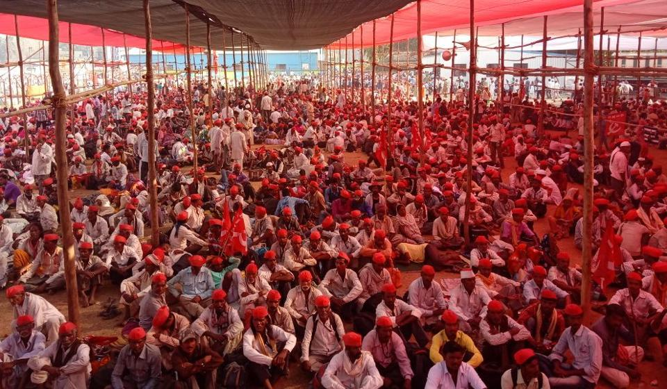 Long March: Agitators arrive at agreement with govt, withdraw stir