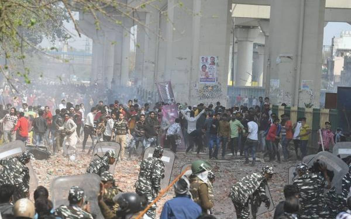 over700casesfilednearly2400heldfornortheastdelhiviolence