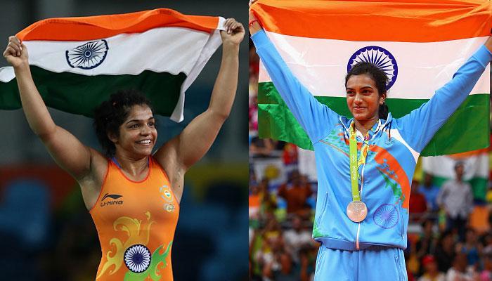 MS Dhoni, PV Sindhu, Sakshi Malik feature in Padma awards