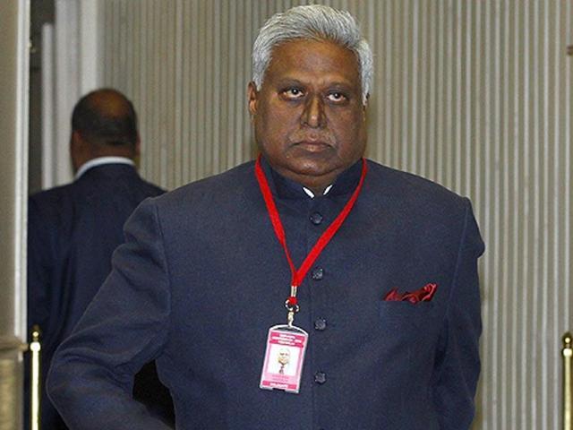 CBI files FIR against Ranjit Sinha in a coal scam case