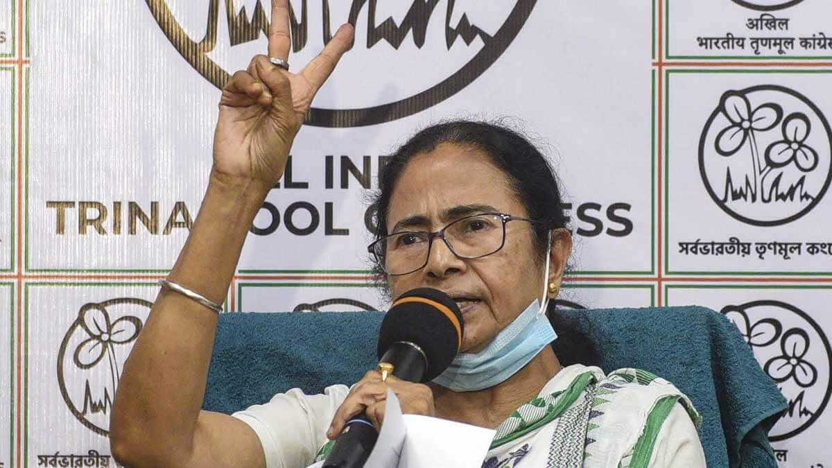 West Bengal Polls: CM Mamata Banerjee announces the list of candidates for upcoming state polls