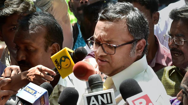 After CBI, ED to file case under PMLA against Karti Chidambaram, INX Media