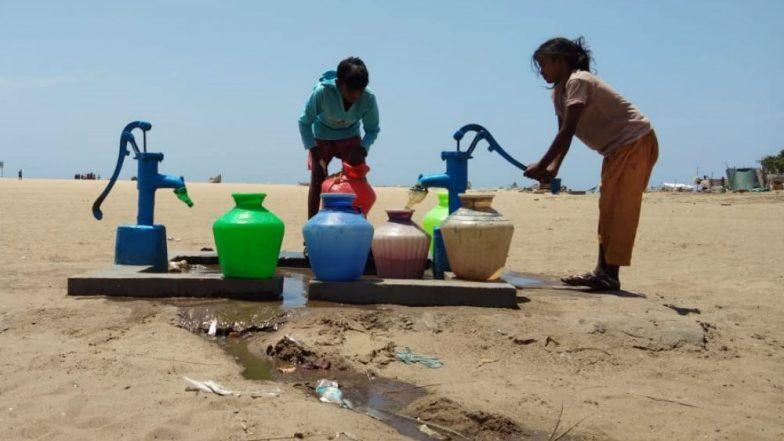 Chennai and suburban areas facing severe water shortage