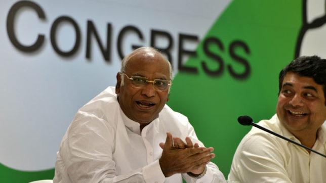Chaiwala like Modi is PM because Congress preserved democracy: Kharge