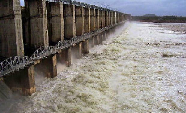 Jurala to get 3 tmcft water from Karnataka