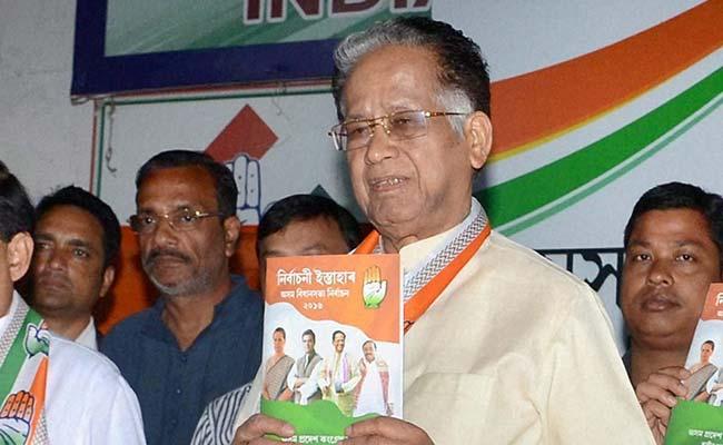 Congress Manifesto: Promises job to one member of each family in Assam