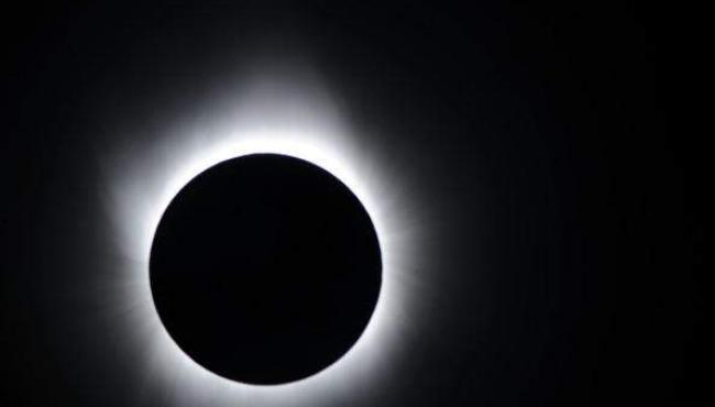Total solar eclipse on March 9