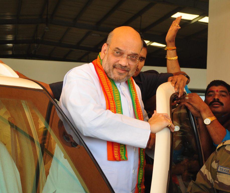 Presidential election 2017: Amit Shah begins three-day Mumbai tour, to meet Uddhav Thackeray