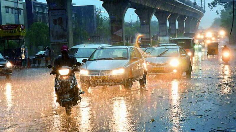 Rains in Telangana for next three days:IMD
