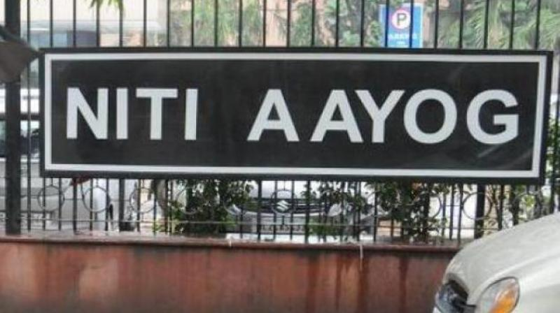 NITI Aayog to provide Rs 5lakh per district to encourage digital payment