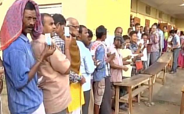 First phase of assembly elections in Assam, West Bengal begins