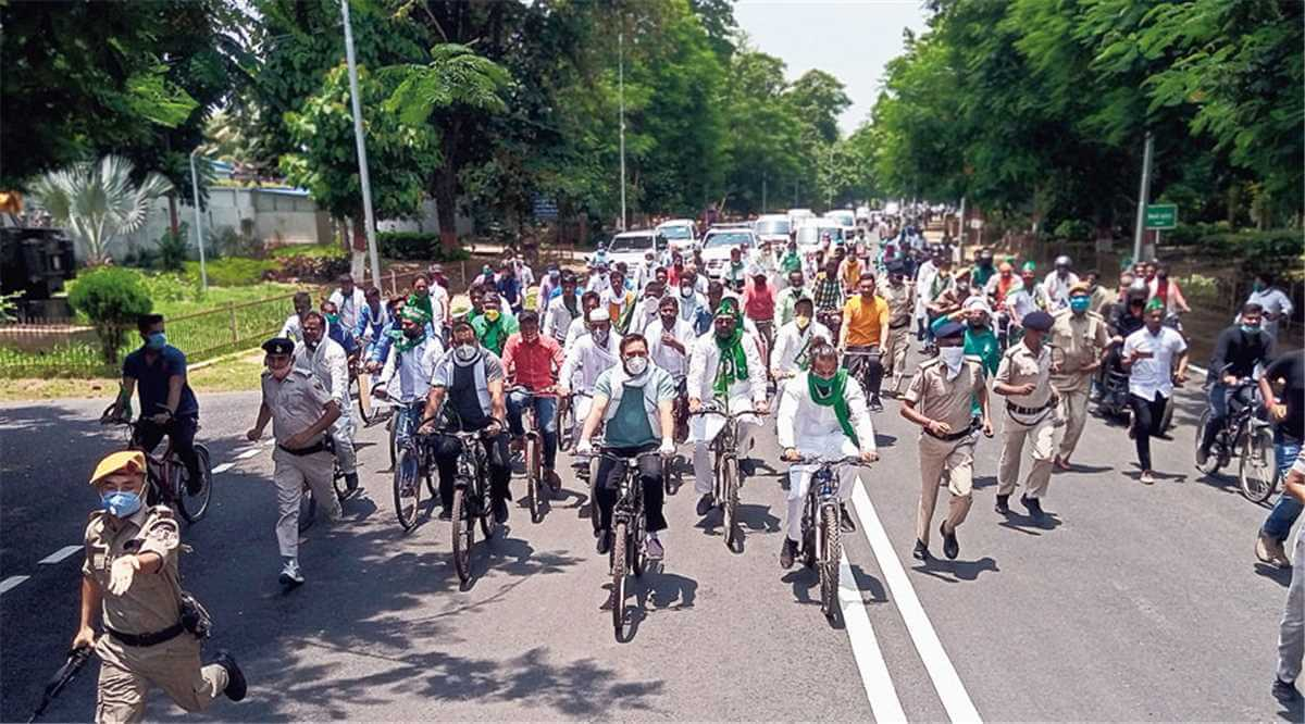 Farmers to hold cycle rally from Kanyakumari to Kashmir on March 12