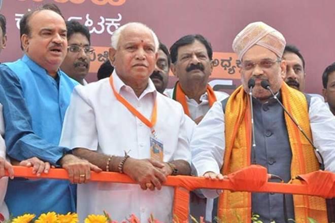 BJP announces names of 5 candidates for biennial elections to Karnataka Legislative Council