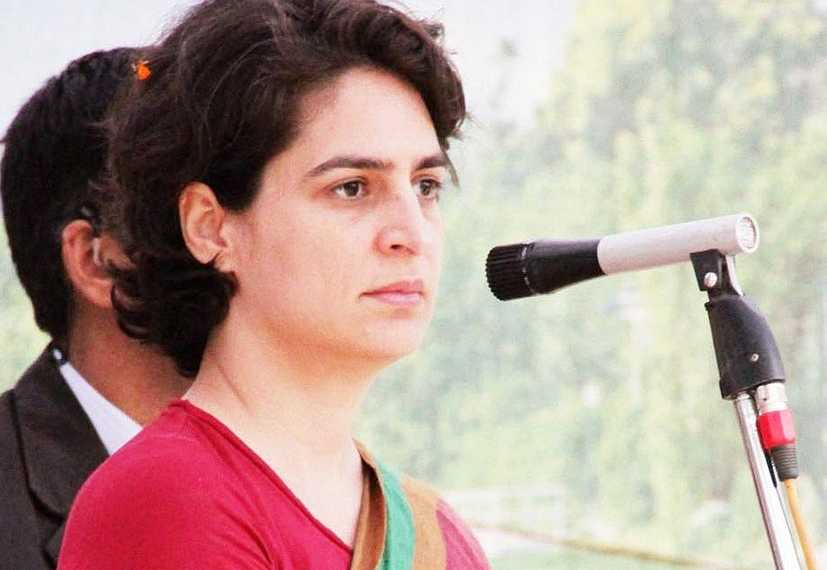 Priyanka Gandhi Vadra joins active politics