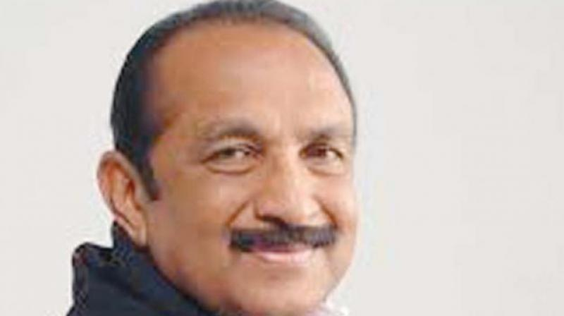 MDMK chief Vaiko convicted in sedition case