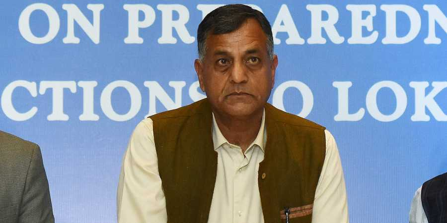 Ashok Lavasa to stay out of EC code meet over clean chits to PM, Amit Shah