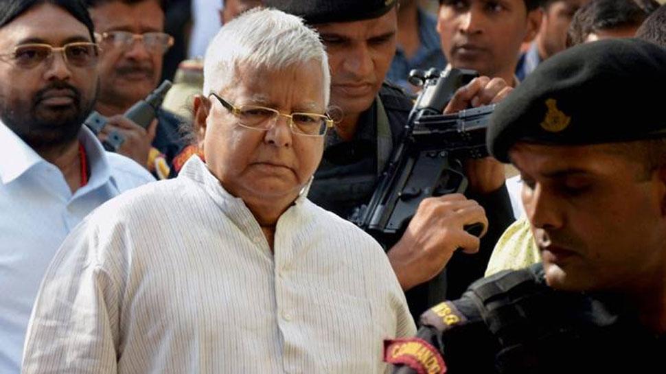 Fodder scam: Jharkhand High Court rejects Lalu Prasad
