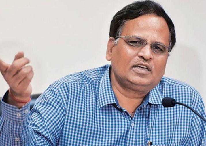 CBI raids Satyendar Jain