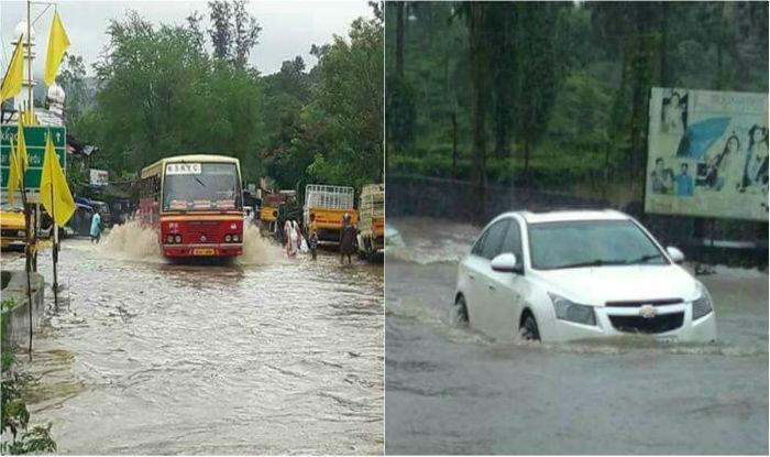 Heavy rains lash Kerala; one killed