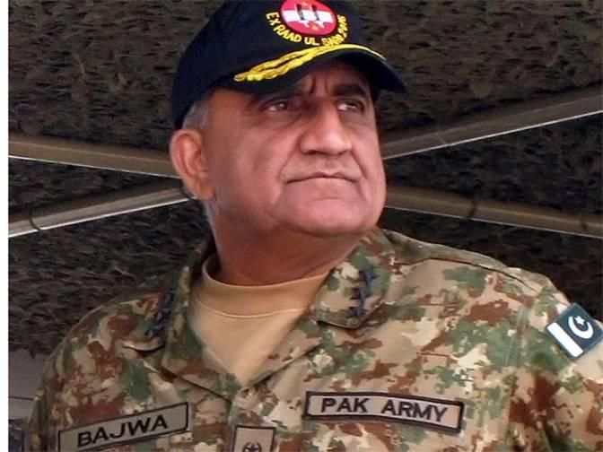 Give befitting reply to India on violation at  LoC, says Pak Army chief Qamar Javed Bajwa